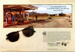 Transitions Texas Ad