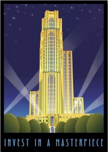 U of Pitt Poster